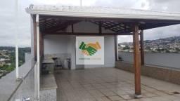 Título do anúncio: Cobertura com 3 quartos em 110m2 à venda no bairro Letícia em BH