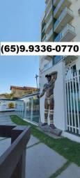 Título do anúncio: Alugo apartamento no Apoena Residences - o prédio do Índio - Bairro Jardim Itália