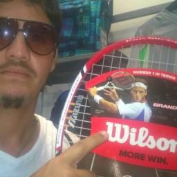 Título do anúncio: Aulas de Tennis