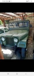 Título do anúncio: Jeep willys 1966