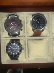 Vendo Relógios Diesel, Fóssil e Náutica