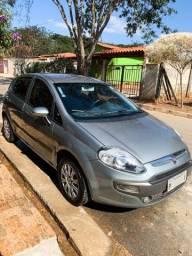 Fiat Punto Essence 1.6 2015 Completo com Couro e Baixa KM