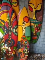 Arte Pranchas surf   decoração