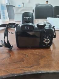 Título do anúncio: Vendo câmera digital Semi-profissional