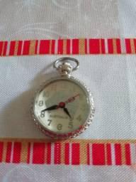 Relógio de bolso pequeno