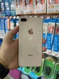 Título do anúncio: iPhone 8 Plu golde   64GB