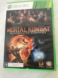 Jogo Mortal Kombat komplete Edition
