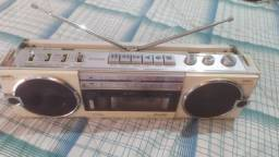 Radio antigo gravador