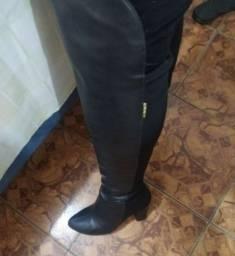 Vendo linda bota over 38