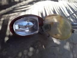 Luminária de poste  $250 ja com reator