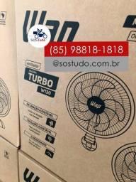 Título do anúncio: ventilador de parede w130 ótimo para lugares quentes *