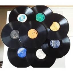 Título do anúncio: Lista de LP's Discos de Vinil - preços variam conforme disco! Usados e Bem conservados