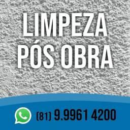 .::Limpeza Pós-obras-Revitalização de Pisos::.