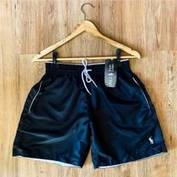 Shorts tactel 50 reais os 4 veste g e gg