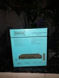 DVD player com karaoke e ripping