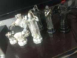 Peças de xadrez Harry Potter