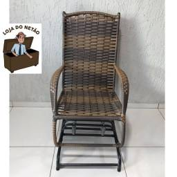 Cadeira fixa | cadeira de balanço | banqueta