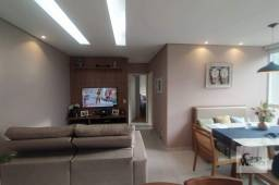 Apartamento à venda com 2 dormitórios em Castelo, Belo horizonte cod:277984