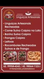 Título do anúncio: Carne Suína Caipira na Lata