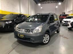 Título do anúncio: Nissan Livina S 1.6 2012