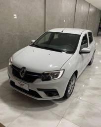 Título do anúncio: Renault Sandero SANDERO ZEN FLEX 1.0 12V 5P MEC. FLEX MANUA