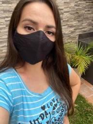 Mascara de Proteção Tecido Duplo