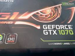 GTX 1070 8gb gigabyte