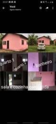 Casa 2 quartos em Salinas-Pa (Cuiarana) R$40.000