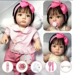 Título do anúncio: Bebê Reborn lindo presente para o dia das crianças