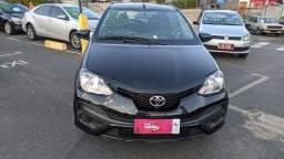 Toyota / Etios Hatch  X 1.3  Automático 2020