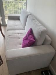Sofá novinho super confortável e requintado