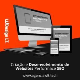 Criação de Sites   Agência WLT