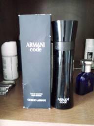 Vendo perfume armani code