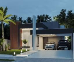 Vendo casa 3 quartos Moderna