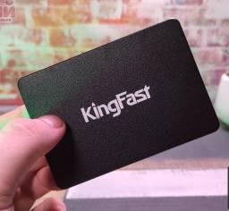Título do anúncio: SSD Kingfast 120GB (Lacrado, faço entrega) (Aceito cartão)