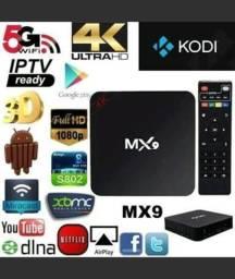 Conversor tv box android smart tv
