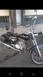 Vendo moto Kansas 150 customizada (Valor negociável) - 2014