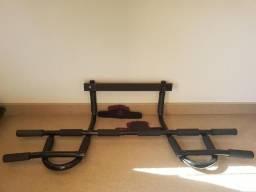 Barra de exercícios com Luva grátis
