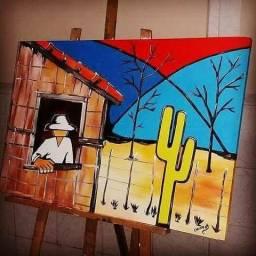 Artes sertanejas