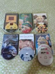 6 DVDs Originais - Ótimos Filmes