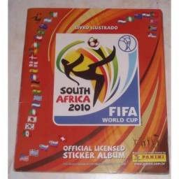 Álbum da Copa de 2010 - faltando uma figurinha