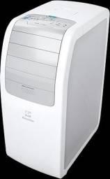 Ar Condicionado Portátil Electrolux Eco Turbo PO10R 10.000Btus Quente/Frio