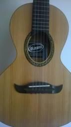 Viola acústica tampo maciço (aceito violão ou celular como base de troca)