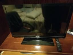 "TV 32"" SONY LED Novissima c/Conversor digital"