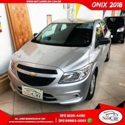 Chevrolet Onix Joy 1.0 2018 - 2018
