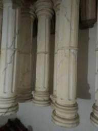 Colunas Gregas lindas e altas em Isopor para teatro ou eventos