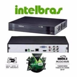 Dvr 4 canais MHDX 1004 - Intelbras