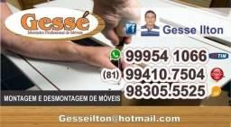 Montadores de móveis profissional conectados zap;985643298