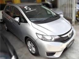 Honda fit 1.5 automático - 2015