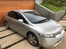 Honda Civic EXS 2008 - 1.8 Automático/ Abaixo da Fipe - 2008